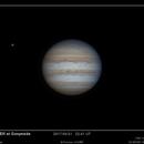 Jupiter et Ganymède,                                Nicolas JAUME
