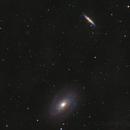 M81 and M82,                                Anis Abdul