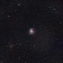 Fireworks Galaxy,                                ken_and_sara