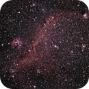 Another hard to get: the Seagull nebula,                                Dennys_T