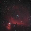 Horsehead Nebula (Barnard 33) & Flame Nebula,                                Jan Scheers