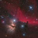 IC 434 Horsehead Widefield,                                Sandro Casutt