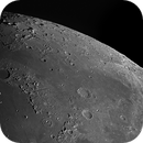 Crater Plato and Mare Frigoris,                                Jeff Padell