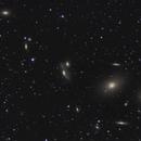 Markarian's Chain of Galaxies,                                Simon Schweizer