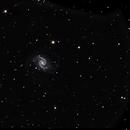 NGC 1566,                                chaosrand