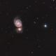 M51 - Whirlpool Galaxy,                                masjstovel