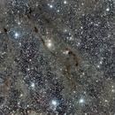 Sky Silhouette: Barnard 7,                                Rob