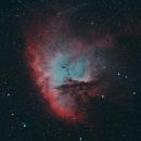 NGC 281, Pacman Nebula,                                Kathy Walker