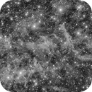 Molecular Clouds MBM 163, 164, 165 & 166 and LBN 569 (high contrast mono),                                Maurice Toet