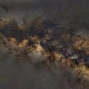 Milky Way Mosaic,                                Dennis Sprinkle
