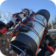 "11"" RASA with William Optics GTF81 on top,                                Tom's Pics"