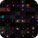 My Messier Objects: 4/21/2021 update at 70% JPG quality, full resolution,                                David Redwine