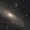 M31 on STATT Star Party,                                Stephan Linhart