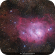 M8 - The Lagoon Nebula,                                Gabriel R. Santos...