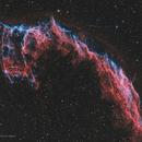 NGC 6992 HOO-RVB,                                Mathieu Guinot