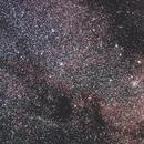 M24 + Dark Nebula Barnard 92 and Dark Nebula Barnard 93 + NGC6603,                                maxgaspa