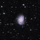 Lost Galaxy, aka NGC 4535, & M49 and the Integral Galaxy,                                PJ Mahany