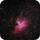 M16 (Eagle nebula),                                neptun