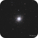 The M92 Globular Cluster,                                Damien Cannane