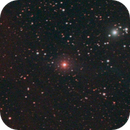 First Test with Optolong L-Extreme. Strange patterns around two stars,                                Stephan Linhart