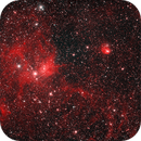 IC 417 & NGC 1931 - The Spider and the Fly,                                Randy Roy