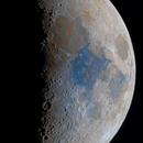 Moon on Jan. 13 2019,                                Steed Yu