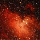 Eagle Nebula, M16,                                James Schellenberg