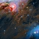 Orion Molecular Cloud,                                Kent Wood