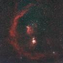 Orion Constellation - Deep Widefield,                                Graham Roberts