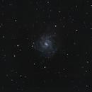 NGC 7424,                                Mark Sansom