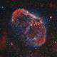 NGC 6888: The Crescent Nebula,                                Toshiya Arai