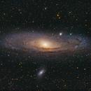 M31 LRGB,                                Matt McBee