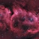 Sh2-199  Soul Nebula,                                jeffweiss9