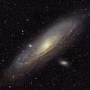 Andromeda Galaxy - Reprocess,                                Jon Rista