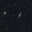 NGC 891,                                Mikael Wahlberg