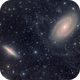 M81 and M82,                                Insight Observatory