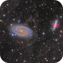 M81 and M82 surrounded by IFN,                                Connor Matherne