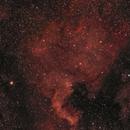 NGC 7000 - Panorámica/Photomerge,                                Carles Zerbst