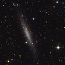 NGC 1560 - crop,                                Gotthard Stuhm