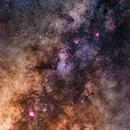 Southern MilkyWay,                                RichardBoudreau