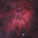 LIon Nebula Sh2-132,                                Morris Yoder