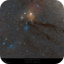 The Magestic Rho Ophiuchi Nebula Complex in Ophiuchus,                                Paul Baker