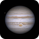 Jupiter + rising Ganymed,                                Zyklop