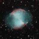 dumbbell nebula,                                allanv28