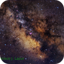 Milky way core,                                Francisco