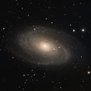 M81 - Bodes Galaxy,                                Bernd Flachsbart