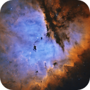 The PacMan Nebula - HOO,                                Teagan Grable