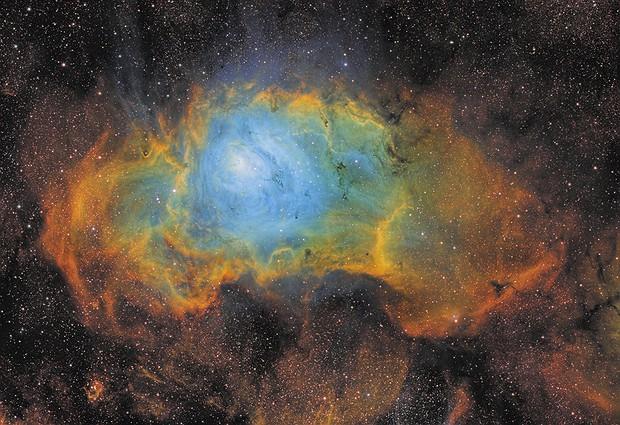 Blue Lagoon ...M8 in SHO,                                robonrome
