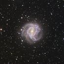 M83,                                astronate