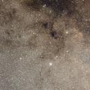Wall Of Stars in Scutum (M11),                                Giuseppe Donatiello